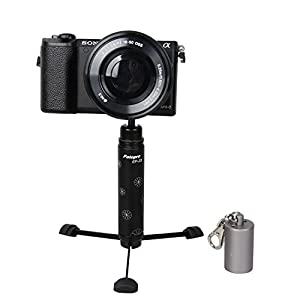 fotopro mini pocket tripod with mount for iphone 6 selfie stick w. Black Bedroom Furniture Sets. Home Design Ideas