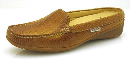 Chaussures en Marron Sabots en Mule Cuir Nedina Mephisto Mule Cuir XfUqfz