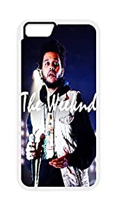 Custom Case Cover For Apple Iphone 4/4S with The Weeknd shsu_244884.