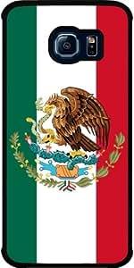 Funda para Samsung Galaxy S6 EDGE (SM-G925) - Bandera De México by BruceStanfieldArtist