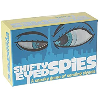 Shifty Eyed Spies Game