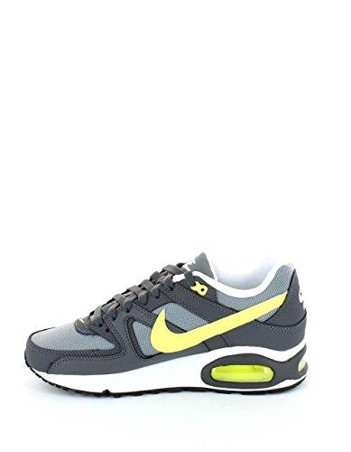 Nike Air Max Command (Gs) 407759 Jungen Laufschuhe Cool Grey/Volt/Dark Grey
