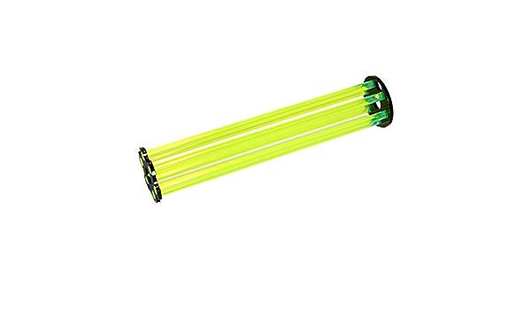 FrozenQ LFX Quad Helix Insert 230//250 UV Green