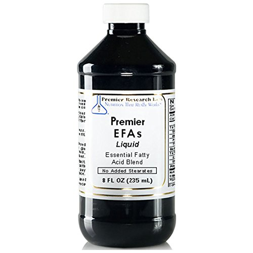 PREMIER RESEARCH LABS EFAs Liquid – Gourmet Oil Blend with Balanced Essential Fatty Acids for Brain and Whole-Body Health (8 Ounce – 235 Milliliter) Review