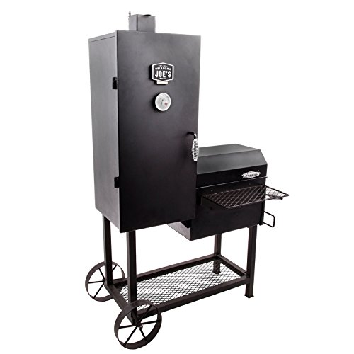 Char-Broil Oklahoma Joe's Bandera Smoker and Grill