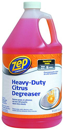 Zep Commercial 1046806 Citrus Cleaner and Degreaser, Citrus Scent, 1 gal Capacity Bottle by Zep Commercial