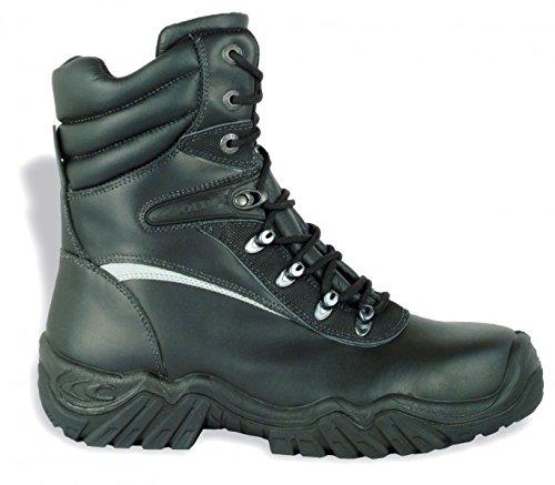 Cofra Trivor S3 Wr Ci Hro SRC Chaussures de sécurité Taille 45 Noir