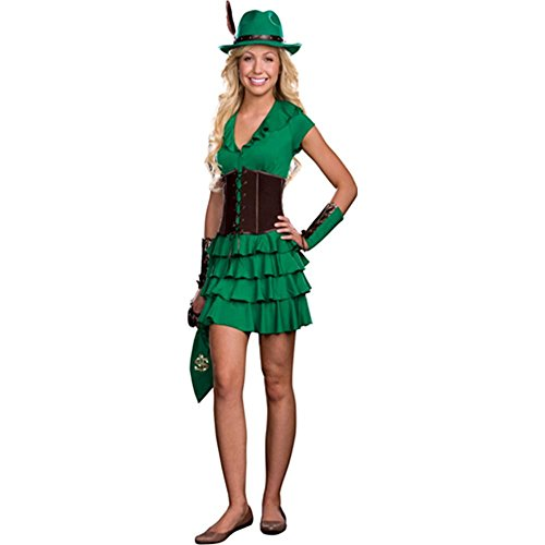 Robyn da Hood Teen/Junior Costume - Teen Small