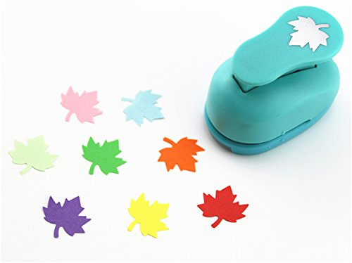 CADY Crafts Punch 1-Inch paper punches - Maple Leaf Punch