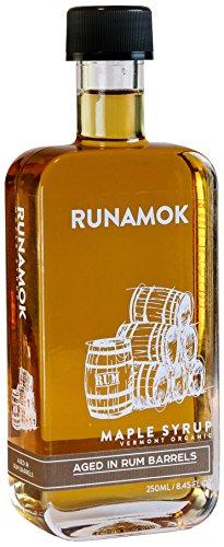Runamok Maple Syrup - Aged In Rum Barrels - ()