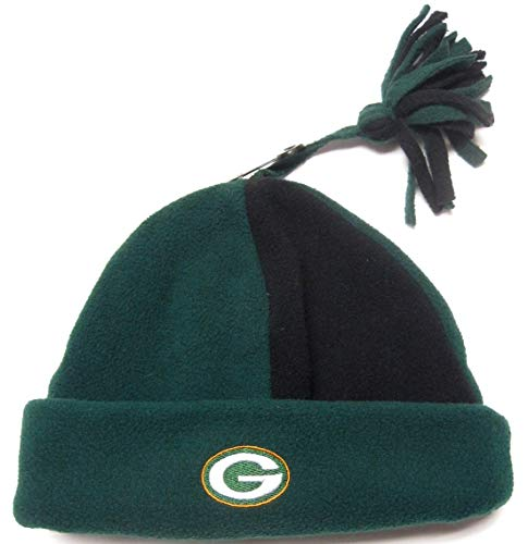 cfc501dff59 Green Bay Packers Tassel Hat