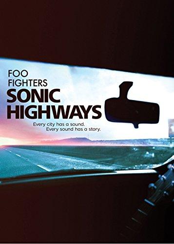 Foo Fighters - Sonic Highways (4DVDS) [Japan DVD] SIBP-261