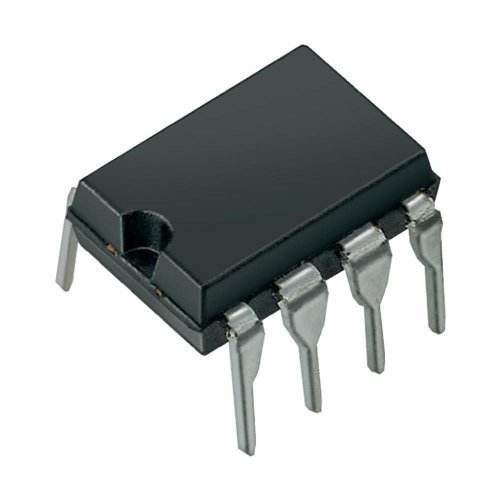 - 5 pcs of TL072 LOW NOISE J-FET DUAL OP-AMP IC / Integrated Circuit by Manie Power (WESTECH)