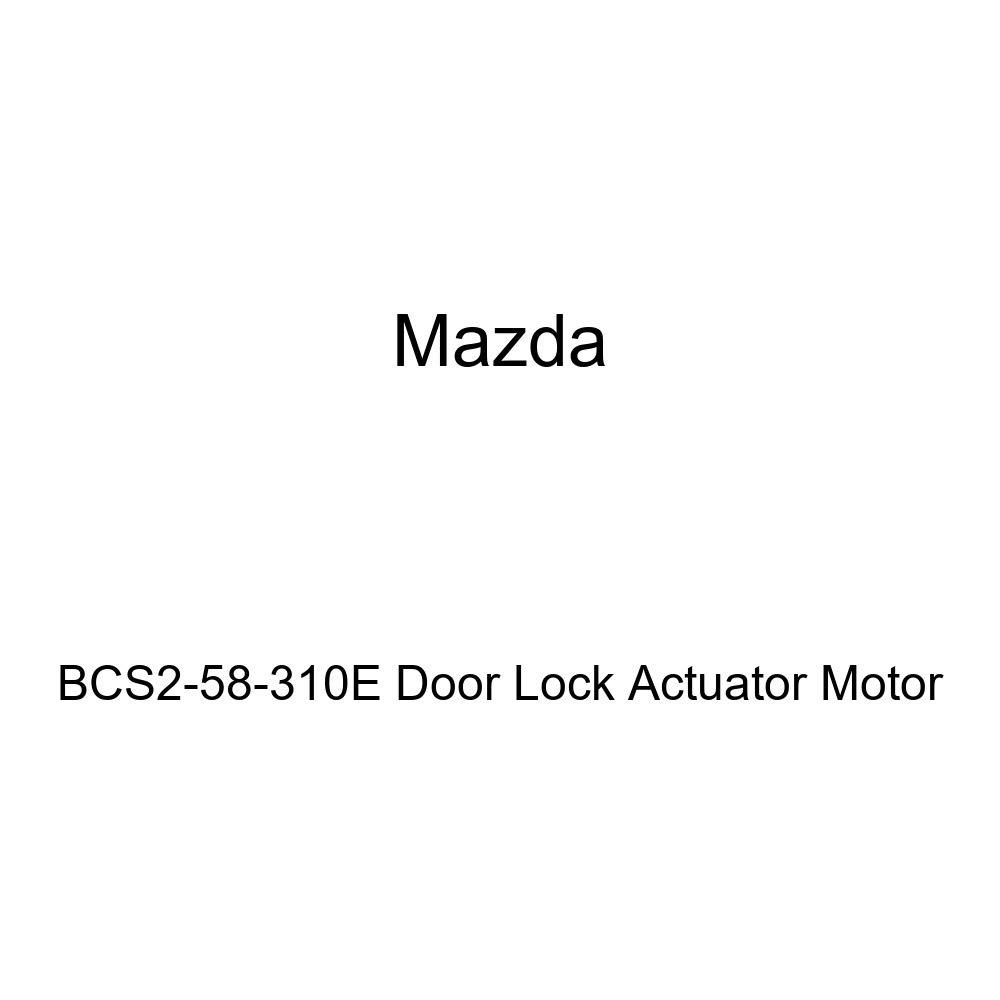 Mazda BCS2-58-310E Door Lock Actuator Motor