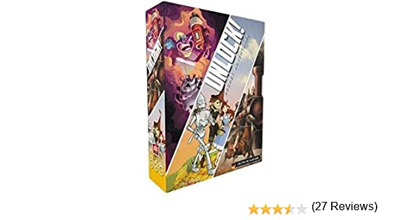 Space Cowboys-Unlock-Secret Adventures (Box 3)
