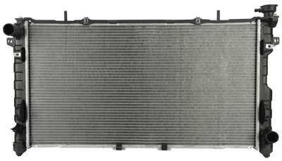 2006 town and country radiator - 2