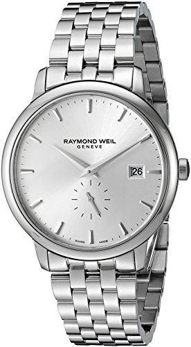 Raymond Weil Men's 5484-ST-65001 Analog Display Quartz Si...