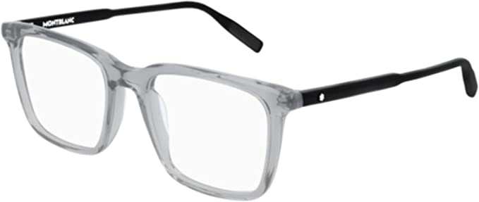 Montblanc 万宝龙 MB0011O-013 光学眼镜框架 6.7折$120.88 海淘转运到手约¥795 天猫¥1700