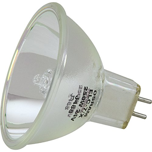 OSRAM ELC -7/X 250W 24V MR16 Tungsten Halogen Lamp