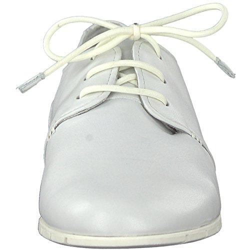 die Schnürer 1 modebewusste Damen 20 Tamaris Halbschuhe White 1 Schürschuhe für 23763 Frau Schnürhalbschuhe Sommerschuhe XAP7qf