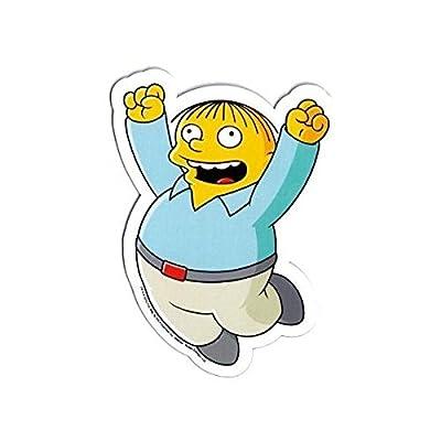 Simpsons Ralph Car Magnet SMB294: Toys & Games