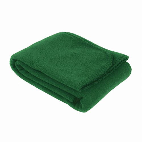 US Quality Super Soft Cozy Fleece Throw Blankets For Beds, T