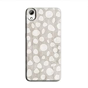Cover It Up - Pebble Print Grey Desire 626 Hard Case