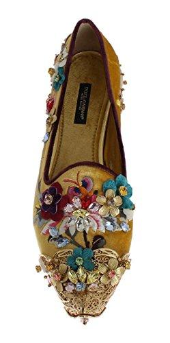 Donna Gabbana amp; Oro Dolce Mocassini Gold wFRSWWBq