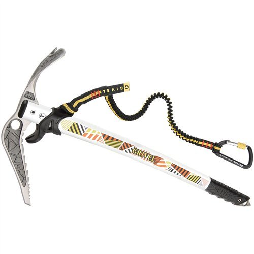 Grivel Jorasses Ice Axe 58cm by Grivel