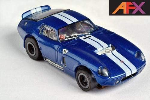 (AFX Shelby Cobra Daytona Coupe - CSE2287 Limited Edition AFX22008)