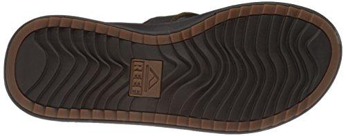 Reef , Sandales pour homme marron marron