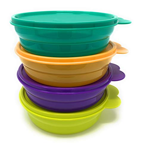 tupperware impressions micro cereal bowl ()