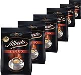 Cheap Alberto Espresso Coffee Pods 6 X 36