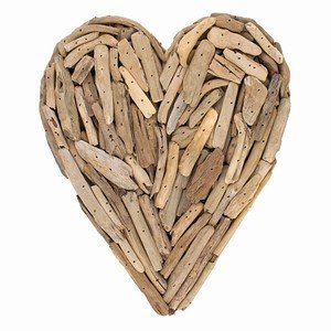 Driftwood Heart Wall Hanging World Buyers