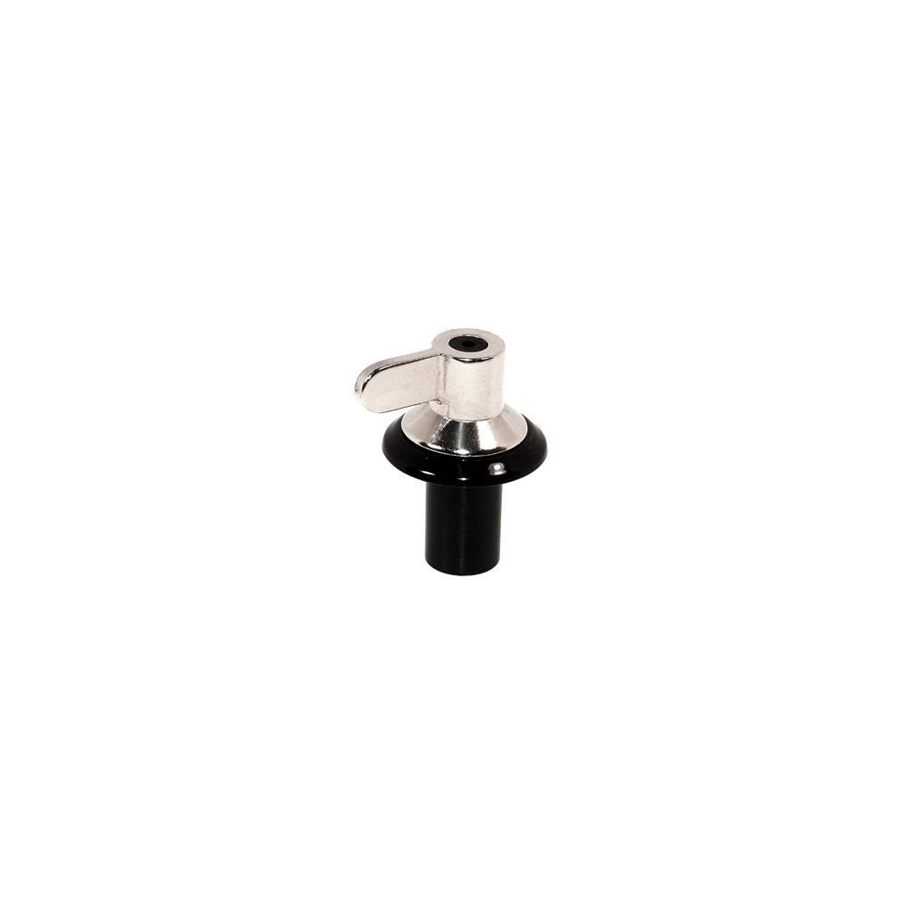 Smeg 694975409 Oven Control Knob, Silver Chrome