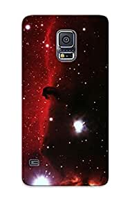 000dc4e2486 Freshmilk Awesome Case Cover Compatible With Galaxy S5 - Horsehead Nebula Complex In Orion