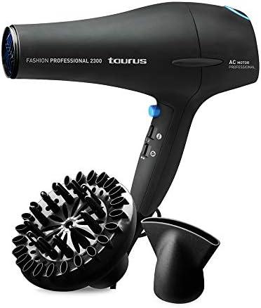 Taurus, Sèche Cheveux Fashion Professional 2300, 900587, 2000W, Moteur AC