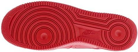 エア フォース 1 07 LV8 1 cw6999-600 AIR FORCE 1 07 LV8 1 university red/university red スニーカー AF1 TRIPLE RED トリプル レッド [並行輸入品]