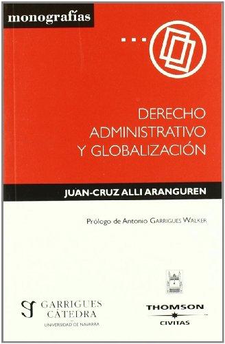 Derecho Administrativo y Globalizacion