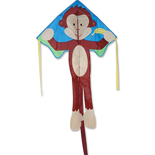 - Large Easy Flyer Kite - Mikey Monkey