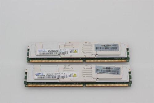 397413-B21 4GB RAM (2x2GB) DDR II 667MHz by (Gateway Ddr Sdram Memory)