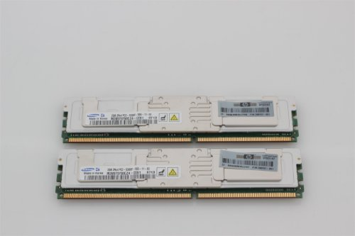 Hp 2gb Ddr2 Sdram Memory - 5