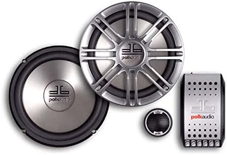 Polk Audio DB6501 6.5-Inch 2-Way Component System (Pair