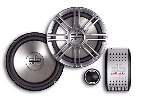 Polk Audio DB6501 6.5-Inch 2-Way Component System (Pair, - Policy Return Solstice