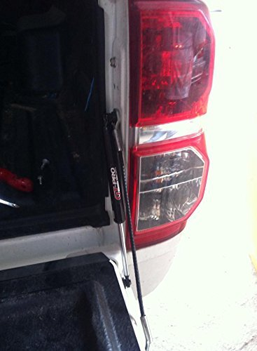 Rear Tailgate Slow Down Shock up Lift Strut Toyota Hilux Vigo 05-11 Vigo Champ Mk7 12 13 14 (15 Tail Strut)