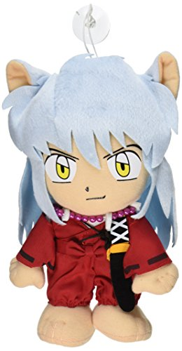 "Great Eastern 8"" Inuyasha Plush"