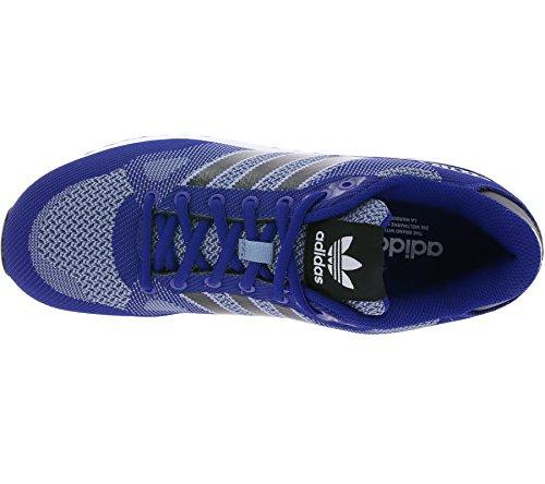 adidas ZX 750 WV, Zapatillas de Deporte Para Hombre, Azul (Tinmis/Negbas/Ftwbla), 46 EU
