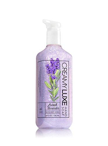 Bath & Body Works Creamy Luxe Hand Soap French Lavender (Lavender Creamy)