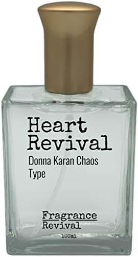 Heart Revival, Donna Karan Chaos Type