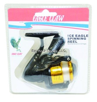Eagle Claw Ice Spinning Reel